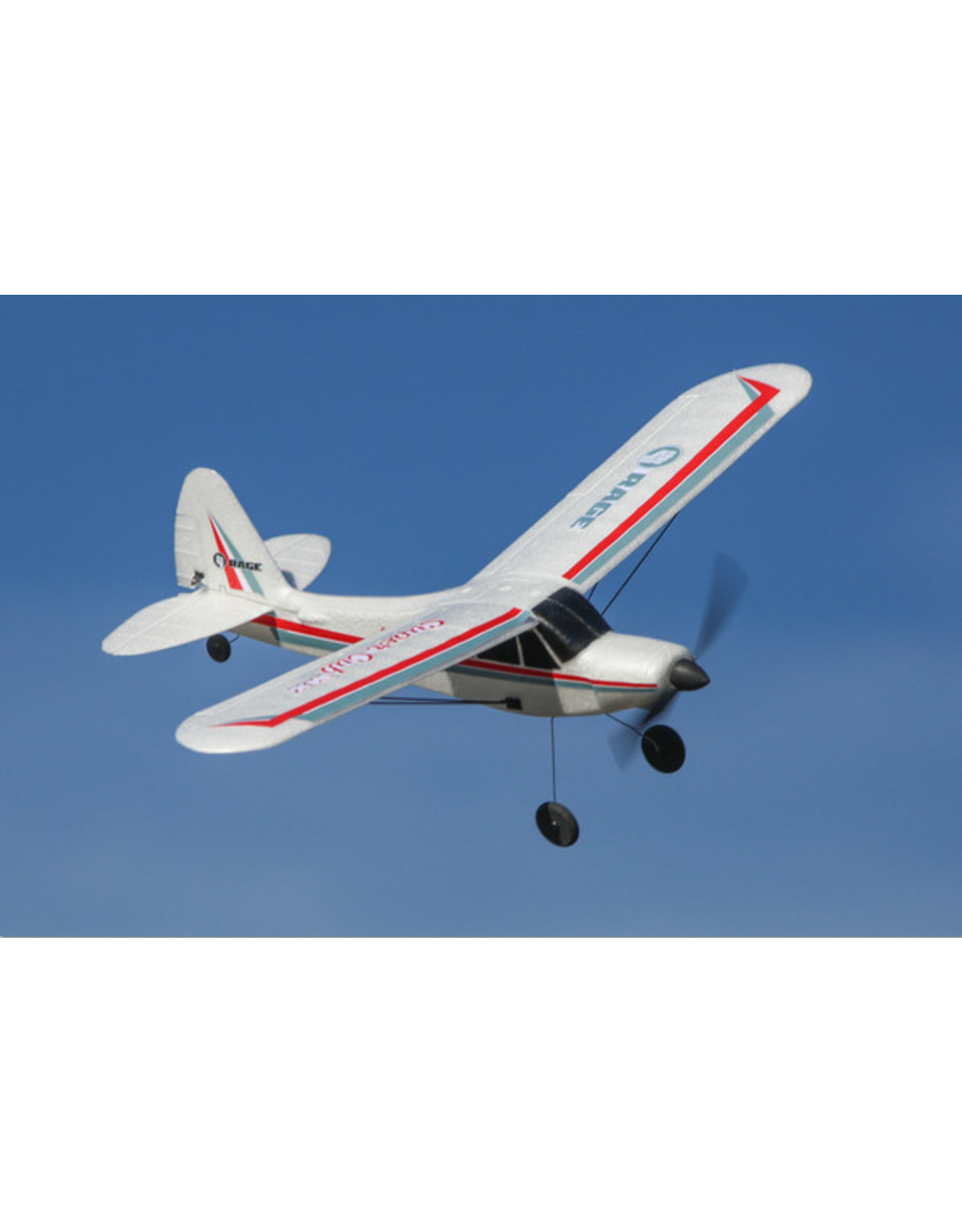 Rage RC Super Cub MX Micro EP 3-Channel RTF Airplane