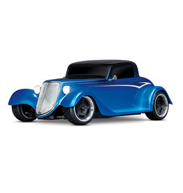 Traxxas 1/10 4-Tec 3.0 Factory Five '33 Hot Rod Coupe RTR - Blue