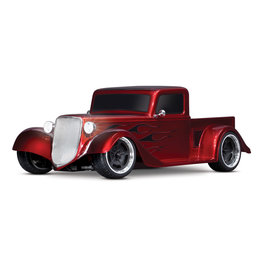 Traxxas 1/10 4-Tec 3.0 Factory Five '35 Hot Rod Truck RTR - Red