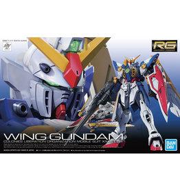 Bandai #35 Wing Gundam RG