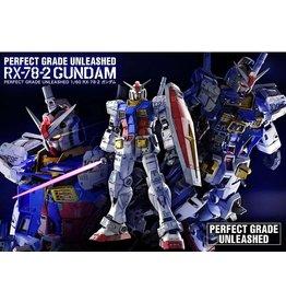 Bandai RX-78-2 Gundam PG Unleashed