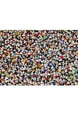 Ravensburger Mickey Challenge - 1000 Piece Puzzle