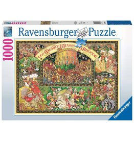 Ravensburger Windsor Wives - 1000 Piece Puzzle