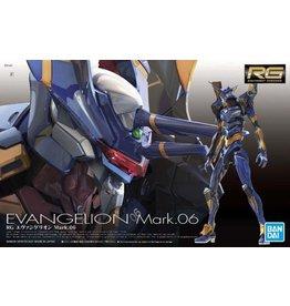 Bandai EVA-06 Evangelion Mark.06 RG