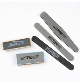 Ustar UA91605 - USTAR Grinding & Polishing Sticks (5 pcs)