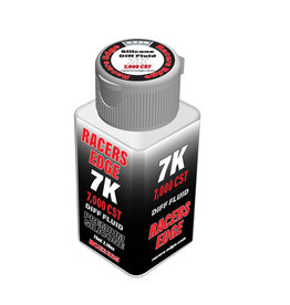 Racers Edge RCE3325 - 7,000cSt 70ml 2.36oz Pure Silicone Diff Fluid