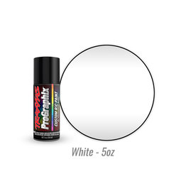 Traxxas 5056 - White - 5oz - Polycarbonate Spray
