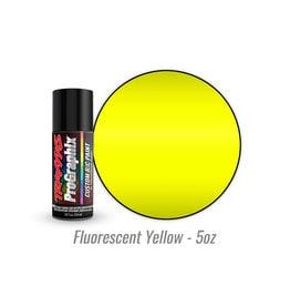 Traxxas 5063 - Flourescent Yellow - 5oz - Polycarbonate Spray