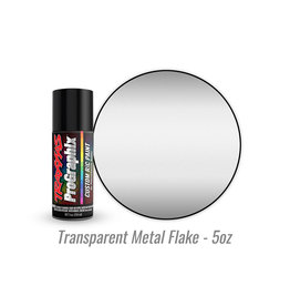 Traxxas 5049 - Transparent Metal Flake - 5oz -  Polycarbonate Spray