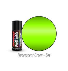 Traxxas 5062 - Fluorescent Green - 5oz - Polycarbonate Spray