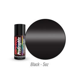 Traxxas 5055 - Black - 5oz - Polycarbonate Spray