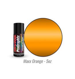 Traxxas 5051 - Maxx Orange - 5oz - Polycarbonate Spray