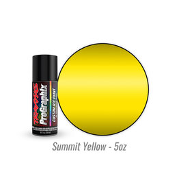 Traxxas 5053 - Summit Yellow - 5oz - Polycarbonate Spray