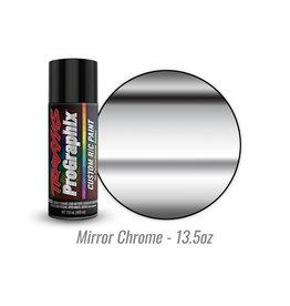 Traxxas 5046X - Mirror Chrome - 13.5oz - Polycarbonate Spray