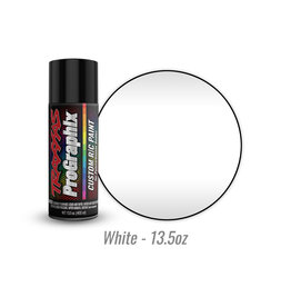 Traxxas 5056X - White - 13.5oz - Polycarbonate Spray