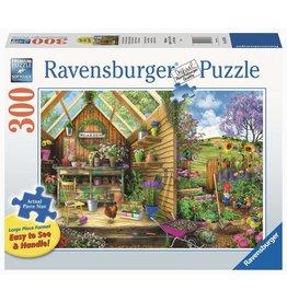 Ravensburger Gardener's Getaway - 300 Piece Puzzle