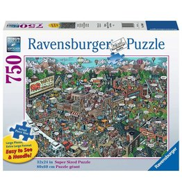 Ravensburger Acts of Kindness - 750 Piece Puzzle