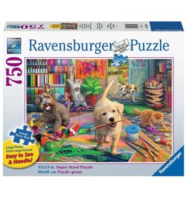 Ravensburger Cute Crafters - 750 Piece Puzzle