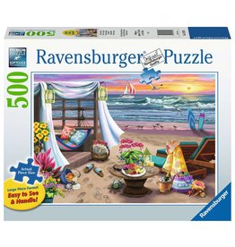 Ravensburger Cabana Retreat - 500 Piece Puzzle