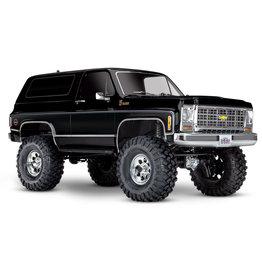 Traxxas 1/10 TRX-4 Trail Crawler Truck w/'79 Chevrolet K5 Blazer Body - Black