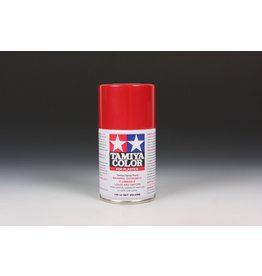 Tamiya 85095 - TS-95 Metallic Red - 100ml Spray