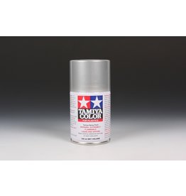 Tamiya 85076 - TS-76 Mica Silver - 100ml Spray