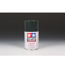 Tamiya 85082 - TS-82 Black Rubber - 100ml Spray