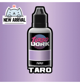 Turbo Dork Taro Metallic Acrylic Paint - 20ml Bottle