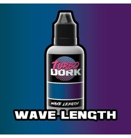Turbo Dork Wave Length Turboshift Acrylic Paint - 20ml Bottle