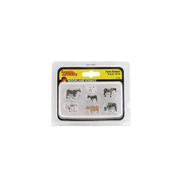Woodland Scenics A2142 - N Scale Farm Animals
