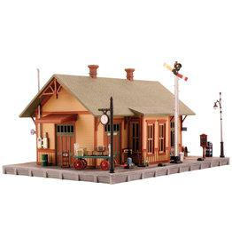 Woodland Scenics PF5207 - N Scale Woodland Station