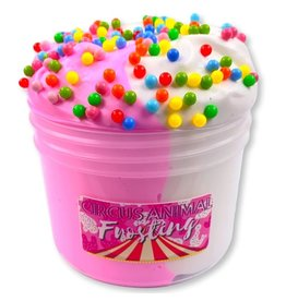 Dope Slimes Circus Animal Frosting Butter Slime - 8 oz