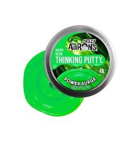 Crazy Aarons Power Surge Thinking Putty - Mini Tin