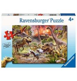 Ravensburger Dinosaur Dash - 60 Piece Puzzle