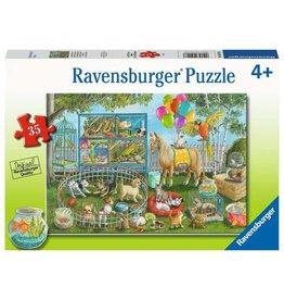 Ravensburger Pet Fair Fun - 35 Piece Puzzle