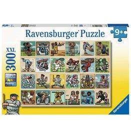 Ravensburger Awesome Athletes - 300 Piece Puzzle