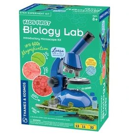 Thames & Kosmos Kids First Biology Lab Microscope