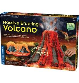 Thames & Kosmos Massive Erupting Volcano