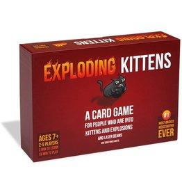 Exploding Kittens Exploding Kittens - Original Edition