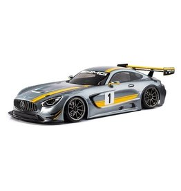 MST 1/10 RMX 2.0 2WD Brushless RTR Drift Car with AMG GT3 Body - Silver