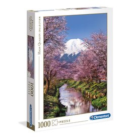 Clementoni Fuji Mountain - 1000 Piece Puzzle
