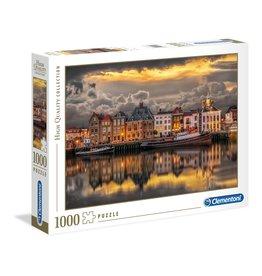 Clementoni Dutch Dreamworld - 1000 Piece Puzzle