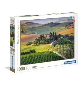 Clementoni Tuscany - 1000 Piece Puzzle