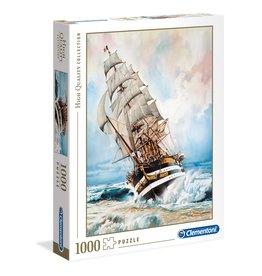 Clementoni Amerigo Vespucci - 1000 Piece Puzzle