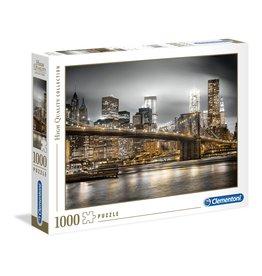 Clementoni New York Skyline - 1000 Piece Puzzle
