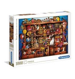 Clementoni Ye Old Shoppe - 1000 Piece Puzzle
