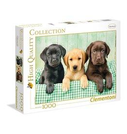 Clementoni Three Labs - 1000 Piece Puzzle