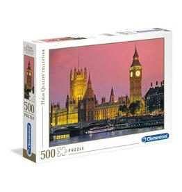 Clementoni London - 500 Piece Puzzle