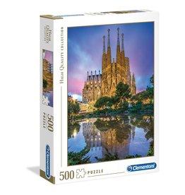 Clementoni Barcelona - 500 Piece Puzzle