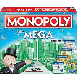 Winning Moves Monopoly® The Mega Edition